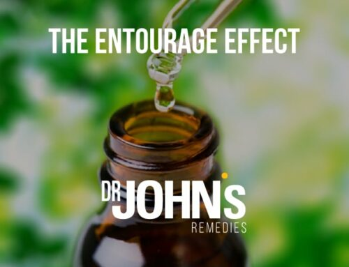 "Terpenes and the ""Entourage Effect"""
